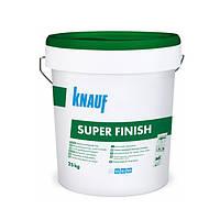 Готовая шпаклевка Knauf Super Finish 25кг белый