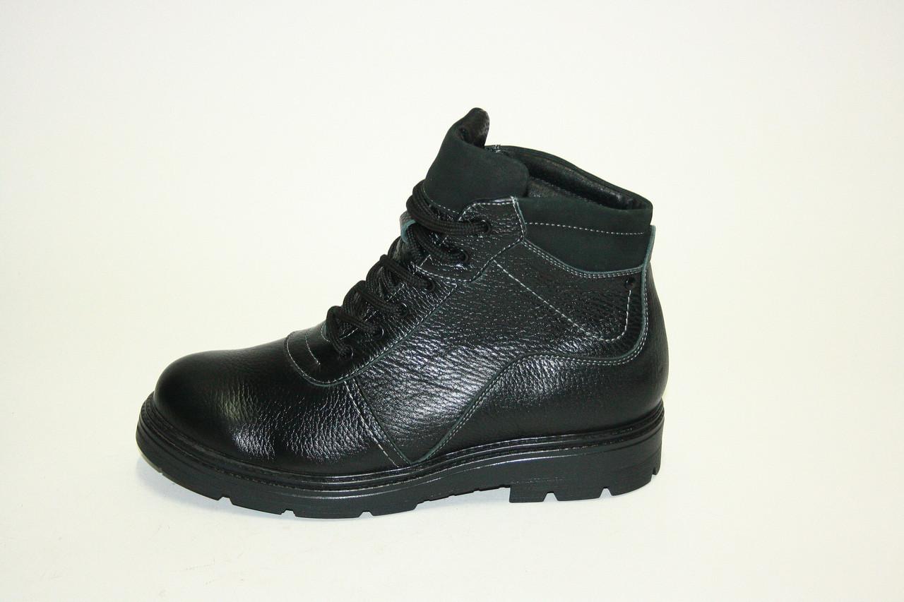 Ботинки Oscar Fur 1580 ч х Черный