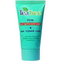 Rassvet Naturals Tea Tree (Рассвет Натуралс Тиа Три) - гель для проблемной кожи. Фирменный магазин.