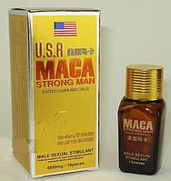 Maca USA Strong Man препарат для повышения потенции