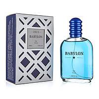"""Т/вода для мужчин DEUS """"BABYLON"""" 100мл (ориентир Blue Seduction от Antonio Banderas) TM """"AKSA"""""""