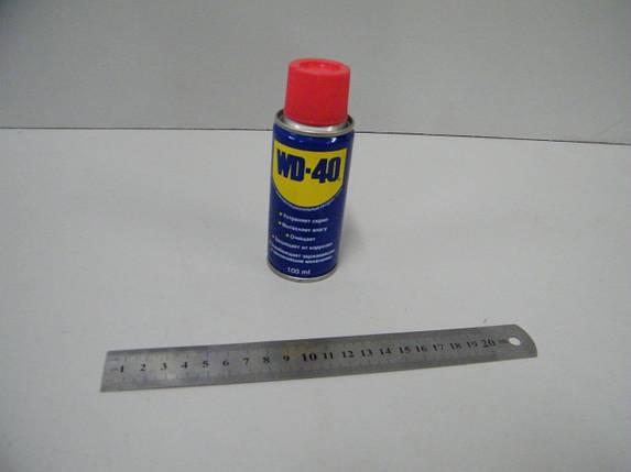 WD-40 универсальная смазка 100 мл, фото 2
