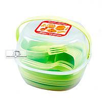 Набор пластиковой посуды на 4 персоны Mimir CRT 139
