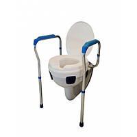 Рама для страховки в туалете с двумя ножками Herdegen, фото 1
