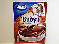 Пудинг GELLWE шоколадный 45г
