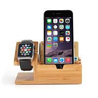 Док-станция Bamboo 3 USB Hub для Apple Watch и iPhone