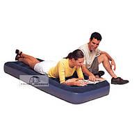 Надувная кровать Downy Intex 68950 ( 76*193*22 см)
