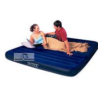 Надувная кровать Intex 68755 King  183*203*22 см