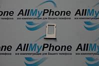 Держатель sim-карты для мобильного телефона Apple iPhone 5S золотой