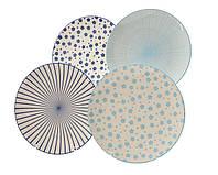 Фарфоровые тарелки 22см