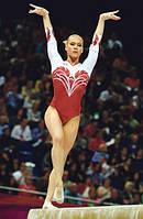 Ткани для спортивной гимнастики