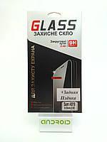 Защитное стекло на Samsung A510 + пленка на заднюю крышку, закаленное для мобильного телефона.