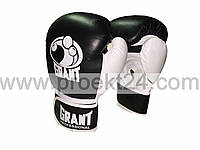 """Боксерские перчатки """"Grand"""" кожа-12 oz"""