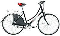 """Велосипед CYCLONE MONACO 3-NEXUS 28"""", рама 17"""", черный"""