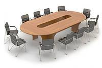 Конференц стол Диалог 2 (4100*2000*750Н)