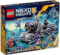 LEGO® Nexo Knights ШТАБ ДЖЕСТРО  70352