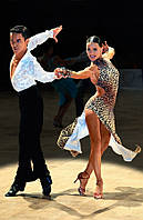 Ткани для латиноамериканских танцев