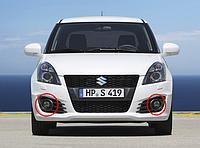 Противотуманные фары Suzuki Swift с 2011- / Производитель DLAA