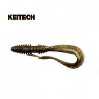 "Сьедобный Силикон Keitech Mad Wag 7"" 211 Camouflage"