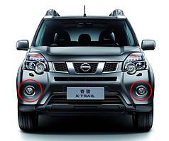 Противотуманные фары Nissan X-Trail T31 с 2007-2014