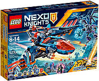 LEGO® Nexo Knights САМОЛЁТ-ИСТРЕБИТЕЛЬ «СОКОЛ» КЛЭЯ 70351