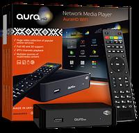 AuraHD WiFi с акционной подпиской OLL.TV на 1 год в подарок