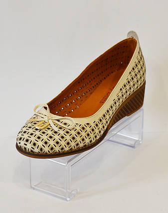 Женские летние туфли Molly Bessa 262-031, фото 2