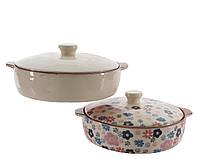Посуда для печи, фарфор 22x9.5cm