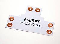 "Коннектор для LED ленты ""T"" 8мм"