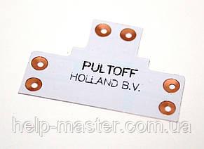 """Коннектор для LED стрічки """"T"""" 8мм"""