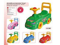 Автомобиль игрушка ТехноК, цвета в ассорт. (m+)