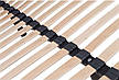 Кровать кованая Джаконда с деревянными ногами фабрика Металл дизайн, фото 4