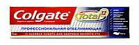 Зубная паста Colgate Total 12 Профессиональная отбеливающая - 75 мл.