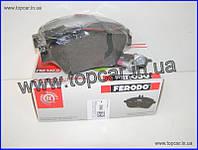 Тормозные колодки передние Fiat Fiorino 1.4HDi  Ferodo Германия FDB1466
