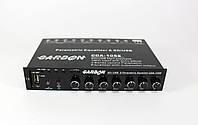 Усилитель CARBON CDA-105E эквалайзер