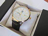 Часы BMW 4217 GOLD+белый циферблат