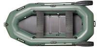 B-280 D гребная треххместная надувная лодка BARK, фото 1