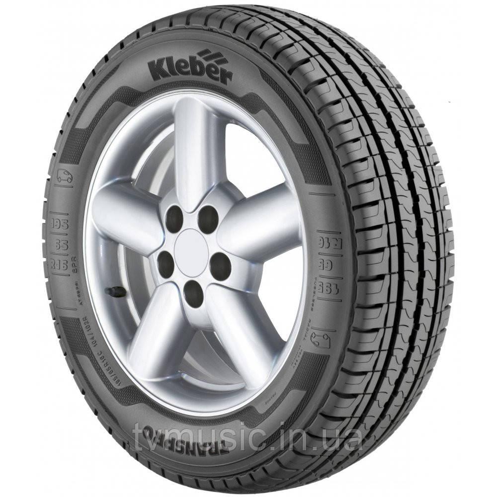 Летняя шина Kleber Transpro (185/80 R14C 102/100R)