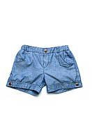 Детские джинсовые шорты для мальчиков, хлопковые шортики для мальчика