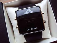 Ультра модные унисекс часы черные дропшиппинг