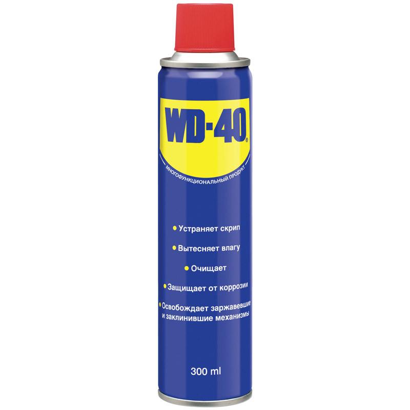 WD-40 универсальная смазка 300 мл