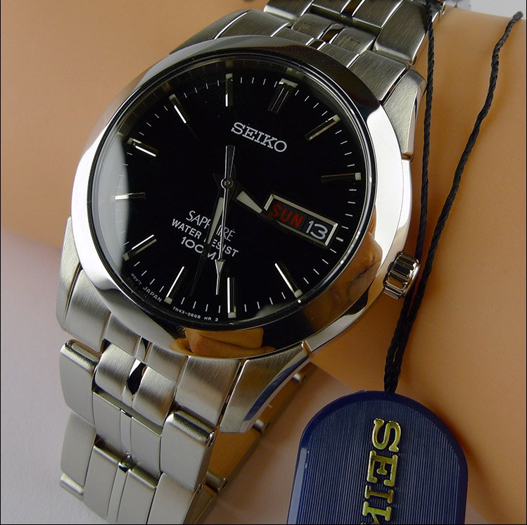 Часы Seiko SGG715P1 Quartz 7N43