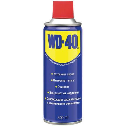 WD-40 универсальная смазка 400 мл , фото 2