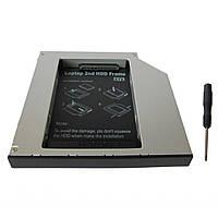 "Фрейм-перехідник Maiwo 2,5"" HDD/SSD SATA IDE (NSTOR-12-IDE)"
