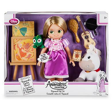 Рапунцель кукла аниматор подарочный набор ДИСНЕЙ / Animators' Collection Rapunzel Doll Gift Set Disney