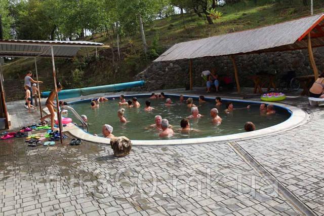 Термальні басейни