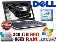 "Мощный ноутбук DELL Latiude E6230 12.5"" i5 3320M 8GB RAM 240GB SSD"