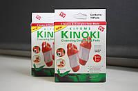 Пластыри для вывода токсинов KINOKI киноки 10 шт