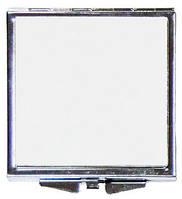 """Зеркальце в форме """"Квадрат"""" для сублимации"""