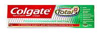Зубной гель Colgate Total 12 Профессиональная чистка - 75 мл.